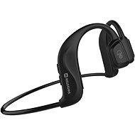 Swissten Bone Conduction Bluetooth, Black - Wireless Headphones