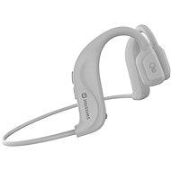 Swissten Bone Conduction Bluetooth, White - Wireless Headphones