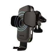 Držiak na mobil Swissten W2-AV5 držiak s bezdrôtovým dobíjaním do ventilácie