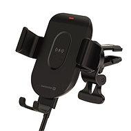 Držiak na mobil Swissten GW1-AV5 gravity držiak s bezdrôtovým nabíjaním do ventilácie auta