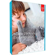 Adobe Photoshop Elements 2020 CZ WIN (BOX) - Softvér