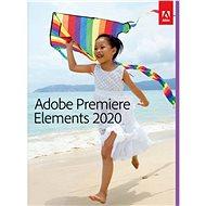 Adobe Premiere Elements 2020 ENG WIN/MAC (BOX) - Grafický softvér