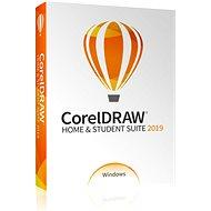 CorelDRAW Home & Student Suite 2019 - Grafický softvér