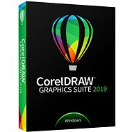 CorelDRAW Graphics Suite 2019 WIN BOX UPGRADE - Grafický softvér