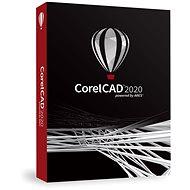 CorelCAD 2020 Upgrade ML WIN/MAC (elektronická licencia) - CAD/CAM softvér