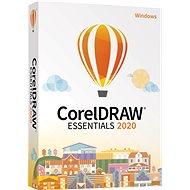 CorelDRAW Essentials 2020 CZ/PL (elektronická licencia) - Grafický program