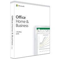 Microsoft Office 2019 Home and Business ENG (BOX) - Kancelárska aplikácia