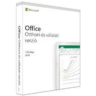 Microsoft Office 2019 Home and Business HU (BOX) - Kancelárska aplikácia