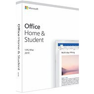 Microsoft Office 2019 Home and Student ENG (BOX) - Kancelárska aplikácia