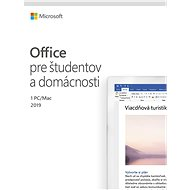Microsoft Office 2019 Home and Student SK (BOX)