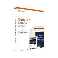 Microsoft Office 365 Home Premium HU (BOX) - Kancelárska aplikácia