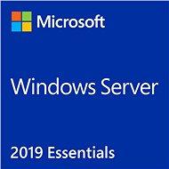 Microsoft Windows Server Essentials 2019 x64 CZ, 1-2 CPU (OEM) - Operačný systém