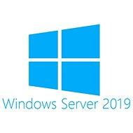 Další 1 klient pro Microsoft Windows Server 2019 CZ OEM USER CAL ( BOX ) - Klientské licencie pre server