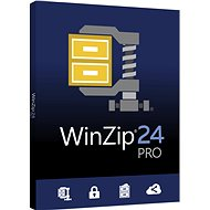 WinZip 24 Pro (elektronická licencia) - Kancelársky softvér