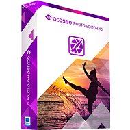 ACDSee Photo Editor 10 (elektronická licencia) - Grafický softvér