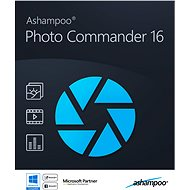 Ashampoo Photo Commander 16 EN (elektronická licencia) - Grafický softvér