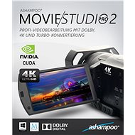 Ashampoo Movie Studio Pro 2 (elektronická licencia) - Strihový softvér