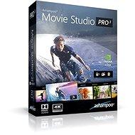 Ashampoo Movie Studio Pro 3 (elektronická licencia) - Kancelársky softvér