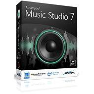 Ashampoo Music Studio 7 (elektronická licencia) - Elektronická licencia