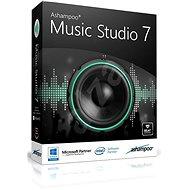 Ashampoo Music Studio 7 (elektronická licencia) - Audio softvér