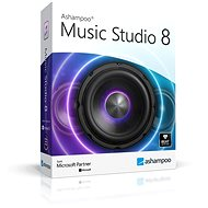 Ashampoo Music Studio 8 (elektronická licencia) - Audio softvér