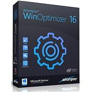 Ashampoo WinOptimizer 15 (elektronická licencia) - Elektronická licencia