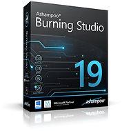 Ashampoo Burning Studio 19 (elektronická licence) - Napaľovací softvér