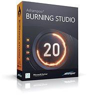 Ashampoo Burning Studio 20 (elektronická licencia) - Elektronická licencia