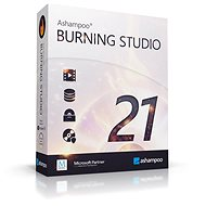 Ashampoo Burning Studio 21 (elektronická licencia) - Napaľovací program