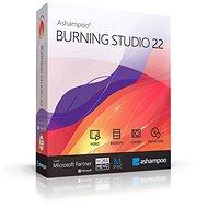 Ashampoo Burning Studio 22 (elektronická licencia) - Napaľovací program
