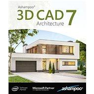 Ashampoo 3D CAD Architecture 7 (elektronická licencia) - Kancelársky softvér
