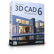 Ashampoo 3D CAD Professional 6  (elektronická licencia) - Grafický softvér