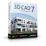 Ashampoo 3D CAD Professional 7 (elektronická licencia) - Kancelársky softvér