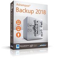 Ashampoo Backup 2018 (elektronická licencia) - Zálohovací softvér