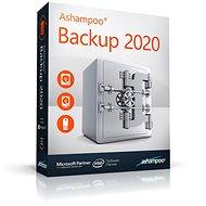Ashampoo Backup 2020 (elektronická licencia) - Elektronická licencia