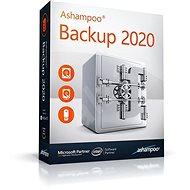 Ashampoo Backup 2020 (elektronická licencia) - Kancelársky softvér