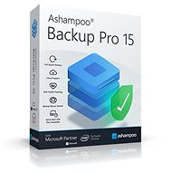 Ashampoo Backup Pro 15 (elektronická licencia) - Zálohovací softvér