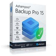 Ashampoo Backup Pro 15 (elektronická licencia)
