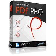 Ashampoo PDF Pro (elektronická licencia) - Kancelárska aplikácia
