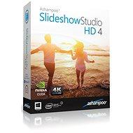 Ashampoo Slideshow Studio HD 4 (elektronická licencia) - Grafický softvér
