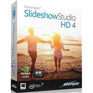 Ashampoo Slideshow Studio HD 4 (elektronická licencia) - Kancelársky softvér
