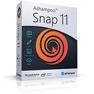 Ashampoo Snap 11 (elektronická licencia) - Kancelársky softvér