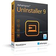 Ashampoo UnInstaller 9 (elektronická licencia) - Kancelársky softvér