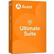 Avast Ultimate pro 1 počítač na 12 měsíců (elektronická licence)