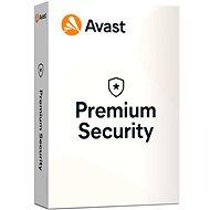 Avast Premium Security pre 1 počítač na 12 mesiacov (elektronická licencia)