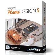 Ashampoo Home Design 5 (elektronická licencia) - Kancelársky softvér