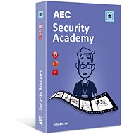 AEC Security Academy Family Pack for 12 Months (Electronic License) - Education Program