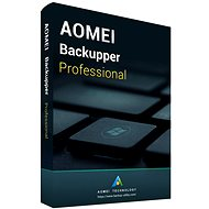AOMEI Backupper Professional (elektronická licence)