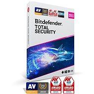 Bitdefender Total Security (elektronická licencia) - Internet Security