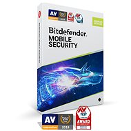 Bitdefender Mobile Security pre Android pre 1 zariadenie na 1 rok (elektronická licencia) - Antivírus